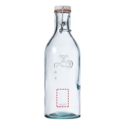 Carafe à eau avec son verre