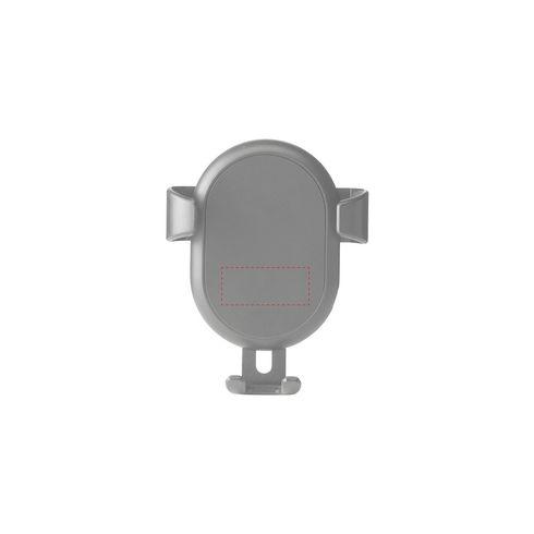 Chargeur sans fil pour voiture avec logo