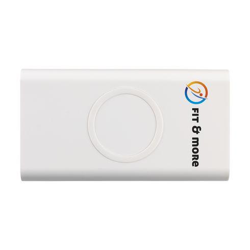 Chargeur externe sans fil · 8 000 mAh