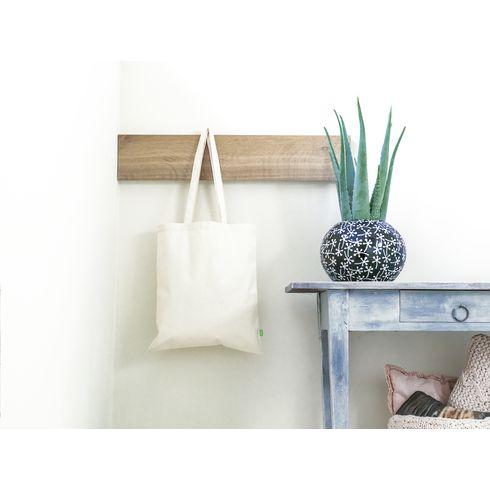 Sac de courses en coton organique · 320g/m²