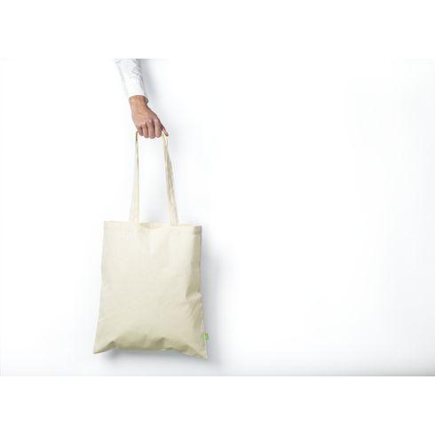 Sac de courses en coton organique · 140g/m²