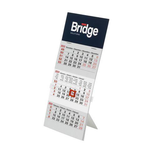 Start Mini calendrier trimestriel