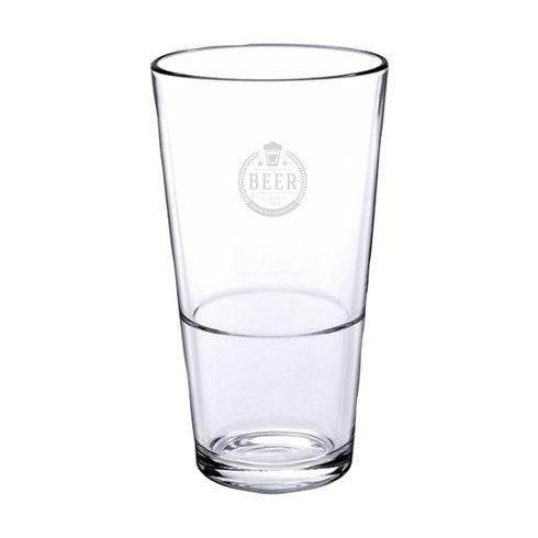 Verre à bière Empilable 340 ml
