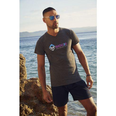Fruit Valueweight V-Neck T-shirt homme