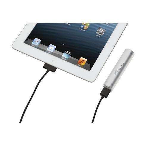 Batterie externe portable avec batterie au lithium 2000 mAh