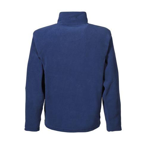 Regatta Micro Zip Neck Fleece Sweater hommes pull