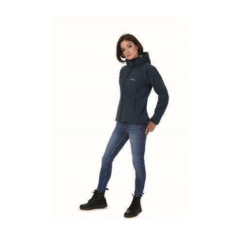 B&C Hooded Softshell Jacket femme veste