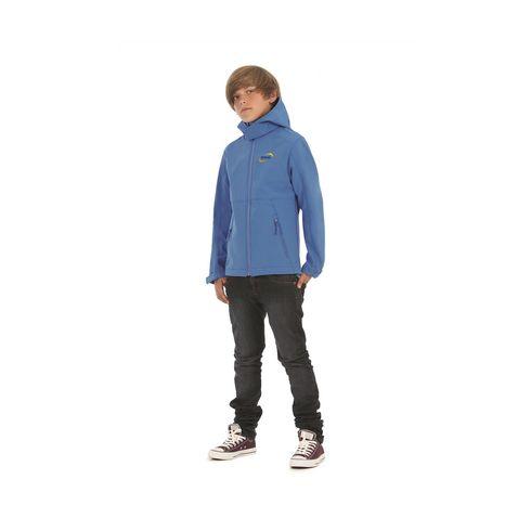 B&C Hooded Softshell Jacket enfants veste