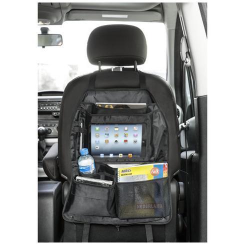 Rangement pour véhicule avec compartiment pour tablette Back seat