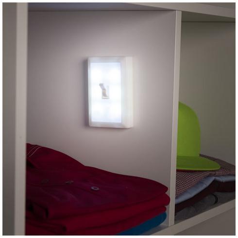 Lampe 6 LED Switz
