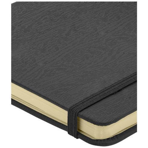 Carnet A5 apparence bois Wood-look à couverture rigide