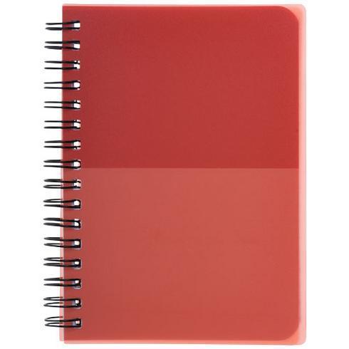 Carnet de notes A6 Colour-block