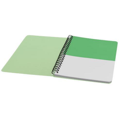 Carnet de notes A5 Colour-block