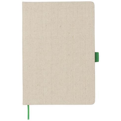 Carnet de notes A5 en toile Luna