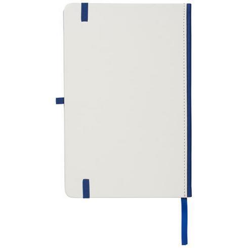 Carnet pour impression digitale avec couverture en PU et tranche colorée