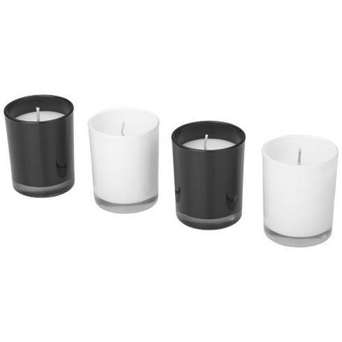 Ensemble de 4 bougies parfumées Hills