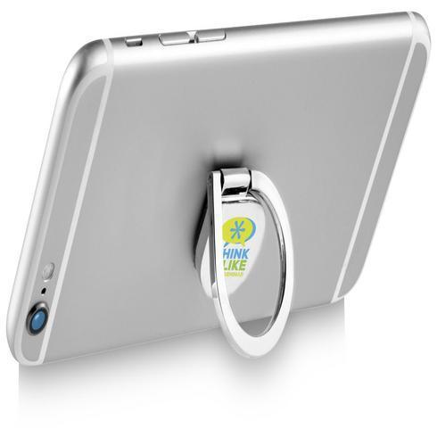 Support de téléphone avec anneau en aluminium Cell