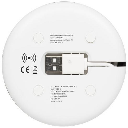 Chargeur à induction Nebula avec câble 2 en 1
