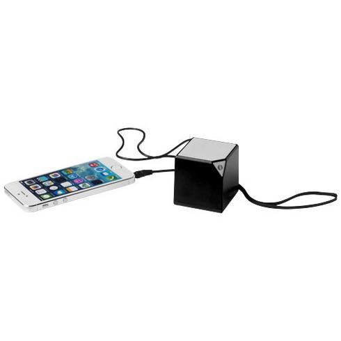 Haut-parleur Bluetooth® Sonic avec micro intégré