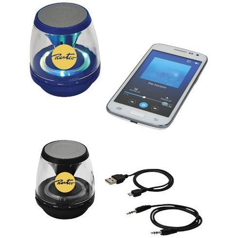 Enceinte lumineuse Bluetooth® Rave 3W