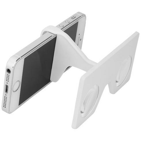 Mini Lunettes de réalité virtuelle clipsables sur smartphone