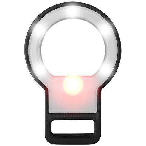 Miroir et lampe LED pour smartphone Reflekt