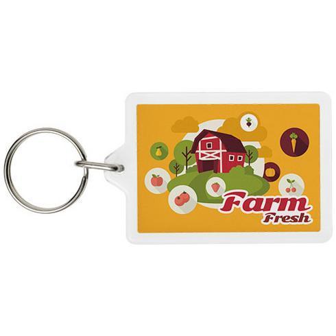 Porte-clés C1 rectangulaire Vito