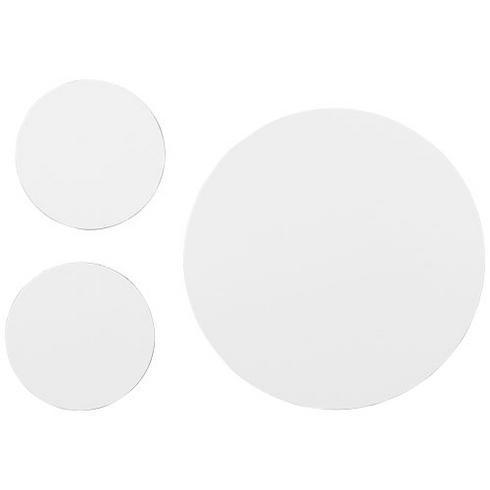 Ensemble de tapis de souris et de dessous de verre Q-Mat® 5