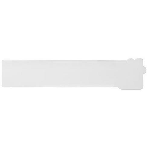 Règle en plastique Loki 15 cm en forme de maison