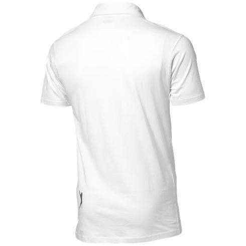 Polo en jersey manches courtes pour hommes Let