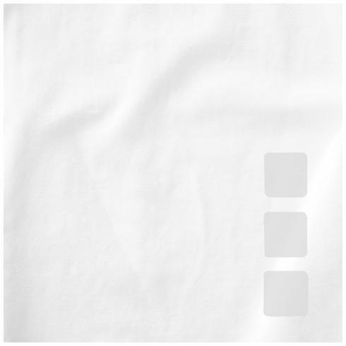 T-shirt bio manches longues pour femmes Ponoka