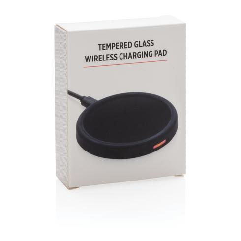 Chargeur à induction 5W avec verre trempé personnalisable