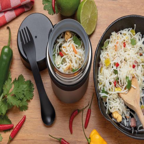 Conteneur à aliments Bogota avec revêtement céramique