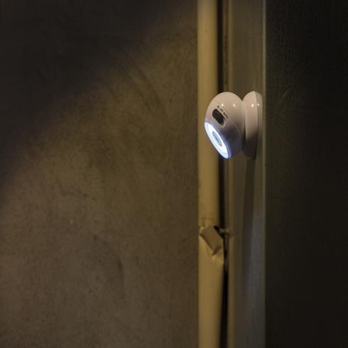 Lampe COB 360 avec détecteur de mouvement