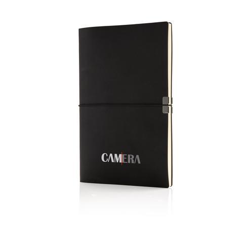 Carnet de notes A5 Deluxe à couverture souple