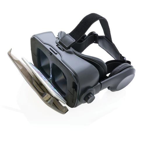 Lunettes RV avec casque audio
