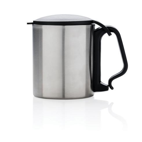 Mug avec anse mousqueton